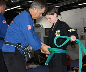 Discipline for Kids in Granbury, TX - Martial Arts