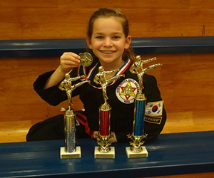 Boost childrens confidence with martial arts in Granbury, TX