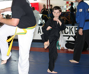 Kids Self Defense in Granbury, TX