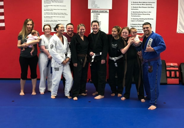 Women's Jiu Jitsu Class - Granbury, TX