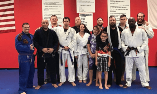 Brazilian Jiu Jitsu School - Polands Mixed Martial Arts in Granbury, TX